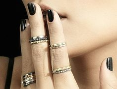 Jack Vartanian rings