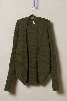 Amherst Cocoon Cardigan #anthrofave