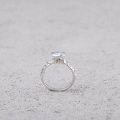 Ishtar anello argento con acquamarina #ring  #jewellery #luxury #madeinitaly #excellence #fashion #style #shopping #inArchivio #ArchivioStore