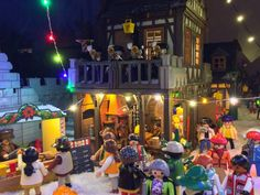 PLAYMOBIL Christmas village