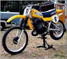 Vintage Yamaha YZ