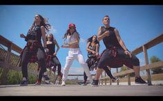 Kamelia - Amor - Zumba fitness - Official choreography by Claudiu Gutu
