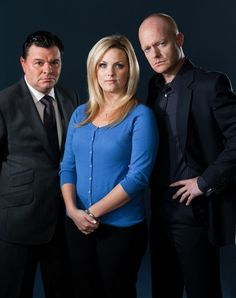 eastenders. I know, I'm sorry.