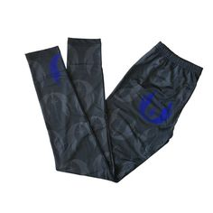 *PLEASE PLACE ORDERS BY SEPTEMBER 25TH FOR GUARANTEED HALLOWEEN DELIVERY*  Sublimation printed leggings inspired by Star Wars!  Printed on a 90% polyester, 10% spandex leggings in sizes XS-5XL. ***Current photo is a digital rendering of the product***  *PLEASE NOTE: Sublimation printed leggings may take up to 1 month after order to complete. We place orders each Saturday of the month.*    FOLLOW us on Instagram: @kawaiianpizzaapparel LIKE us on Facebook: https://www.facebook.com&#x2...