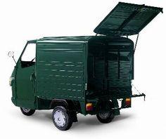 Piaggio Ape 50 Panel Van