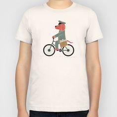 Postdog Kids T-Shirt by Teo Zirinis - $20.00