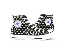 Lookbookyou: Studs and Spikes on Shoes I would wear ANYTIME!