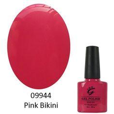 IBN UVLED Gel  Nail Polish  09944 Pink Bikini *** Visit the image link more details.