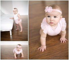 Grand Forks North Dakota Downtown Natural Light Studio Family Pictures