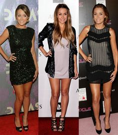 Lauren Conrad - Her Hair, Makeup and Style is Perfection