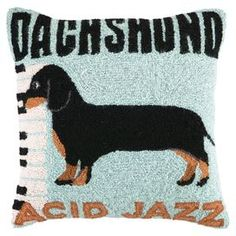 Acid Jazz Pillow