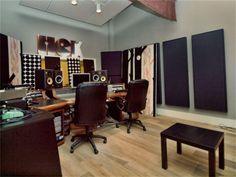 Recording Studio http://www.turbosquid.com/3d-models/recording-studio-3d-model/673274?referral=tgarch