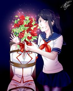 Magic Trick by AfterAprilIsMay | Yandere-chan and Student Council | Yandere Simulator | pinned by claire_valdez
