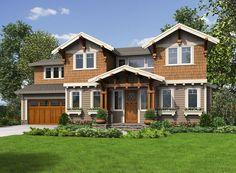 Craftsman Home with Bonus Room - 23535JD | 2nd Floor Master Suite, Bonus Room, Butler Walk-in Pantry, CAD Available, Craftsman, Den-Office-Library-Study, Northwest, PDF | Architectural Designs