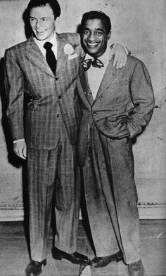 Image result for sammy davis jr. frank sinatra