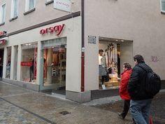 #Orsay -Filiale in #Reutlingen in der #Wilhelmstraße. #Shopping #Shoppingbegleitung #Einkaufsbegleitung #Farb-und-Stilberatung