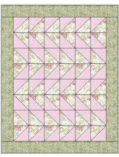 Dancing Geese 3 Yard Quilt	090922-C