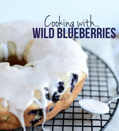 10 Delicious Recipes using Wild Blueberries #client #EAT #fitfluential