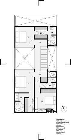 Gallery of Casa Once / Espacio 18 Arquitectura + Cueto Arquitectura - 17