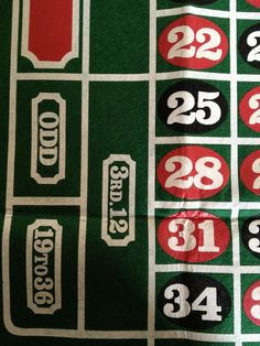 Gambling via @Suzanne Healy