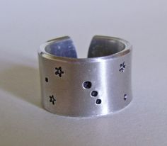 I need this. Orion Constellation Ring, constellation, star ring, orion ring