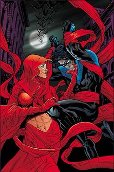 Nightwing by Greg Land