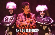 The answer is David S. Pumpkins