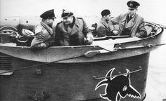 Los U-Boote en Galicia en la Segunda Guerra Mundial