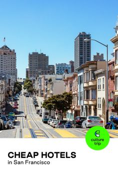Check out our guide for the best cheap hotels to stay in when you visit San Francisco. . . #CultureTrip #ForCuriousTravellers #CarlTheFog #USA #California   📸. : Matteo Colombo San Francisco Travel Guide, Hotel Amenities, Ocean Park, Union Square, Cheap Hotels, Good And Cheap, Night Life, The Neighbourhood, Destinations