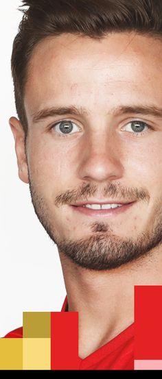 Jugador Selección nº 773 Nombre: Saúl Ñíguez Esclápez  (Atletico de Madrid) Debut 1/9/2016.