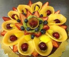 Risultati immagini per visual food frutta