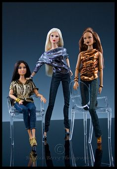Barbie Basics 2.5[Explored] by think_pink1265, via Flickr