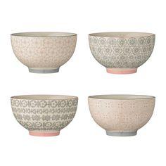 Vaisselle Bloomingville - Bols en porcelaine Cécile
