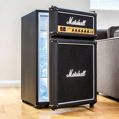 Marshall 4.4 cu.ft Compact Refrigerator With<br>Freezer-Compartment | Signature Series