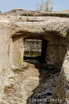 Pimentel Domus De Janas #Sardegna #Sardinia