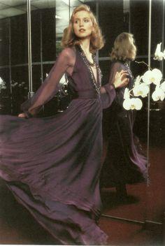 Halston, Fall 1979 Collection