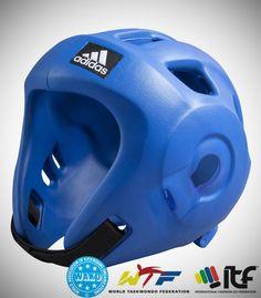 ADIDAS ADIZERO MOULDED HEAD GUARD BLUE - CaptainSports