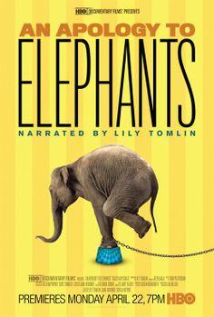 an apology to elephants | An Apology to Elephants (HBO Documentaries)