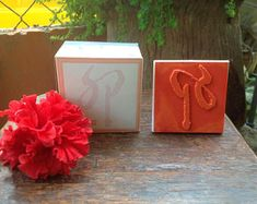 Image result for what is a hanko stamp Logo Stamp, Decorative Boxes, Gift Wrapping, Gifts, Image, Home Decor, Gift Wrapping Paper, Presents, Decoration Home