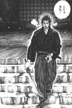 Read Vagabond Chapter 215 Online For Free Character Concept, Character Art, Character Design, Fantasy Comics, Anime Fantasy, Vagabond Manga, Inoue Takehiko, Samurai Artwork, Miyamoto Musashi