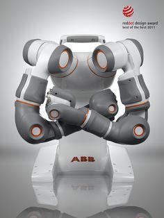Picture of the ABB design concept FRIDA