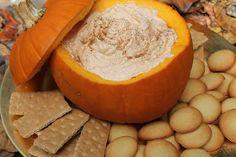 Carolina Charm: Pumpkin Dip!
