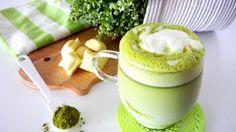 Use this recipe to make Green Tea Hot Chocolate.