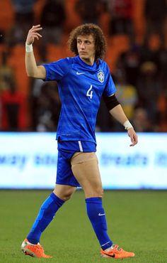 David Luiz leg *_*