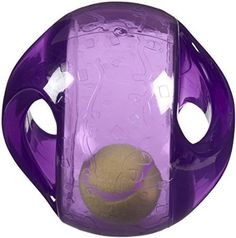 KONG Jumbler Ball Toy LargeXLarge colors may vary -- You can get additional details at the image link. This is an Amazon Affiliate links.