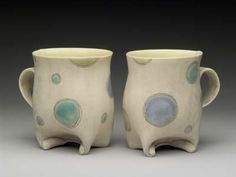 Annette Gates handmade pottery at MudFire Gallery