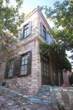 History rock home - Doganbey Village,Soke,Aydın,Turkey