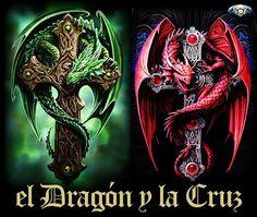 Presente Consciente: El Dragón y la Cruz