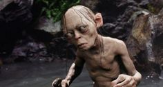 Gollum is just great