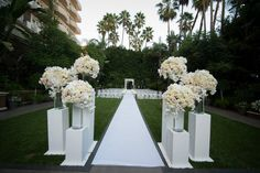 Aisle Entrance Flowers by: Blossom Floral, Inc. http://blossomfloral.net/ Coordinator: Hustle & Bustle   http://www.hustleandbustleevents.com/ Photos: Joe Buissink    http://www.joebuissink.com/ Peonies Wedding Centerpieces, Fall Wedding Bouquets, Wedding Gowns, Wedding Bells, Wedding Flowers, Wedding Entrance, Wedding Ceremony Decorations, Outdoor Wedding Reception, Outdoor Weddings